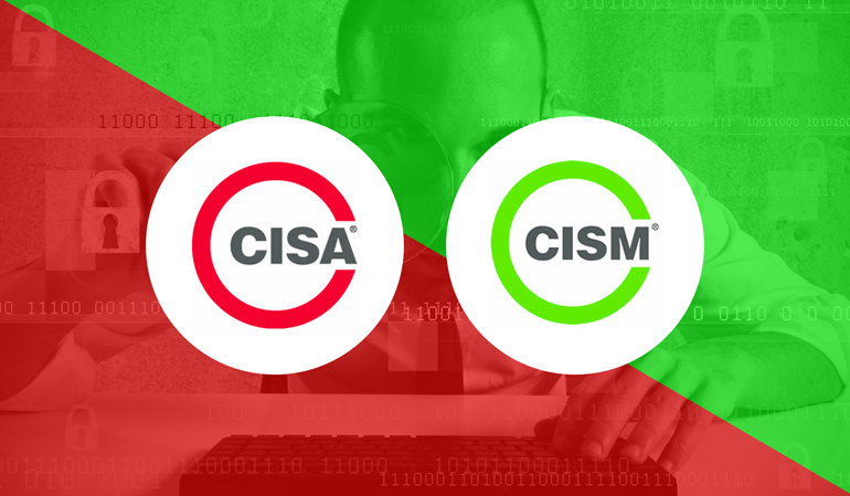 Isaca Certified Security Manager Cism Systems Auditor Cisa